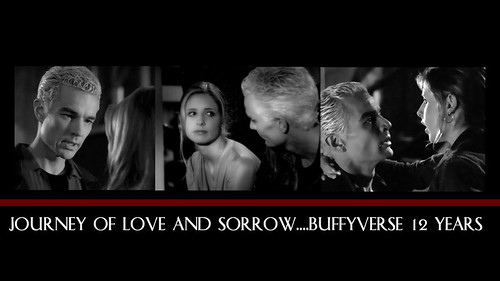 Buffy 12 years - spike buffy por NMCIL ortiz domney.