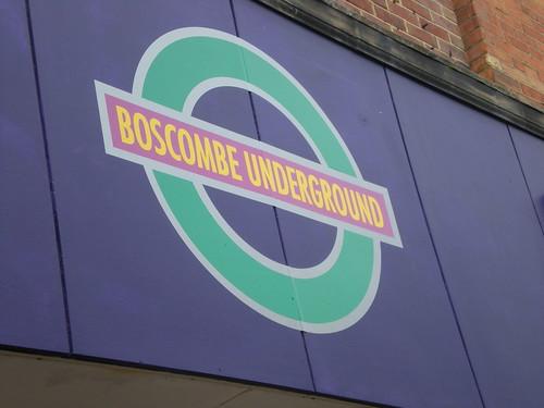 Boscombe Underground