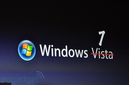 WWDC 2009 Windows Vista 7