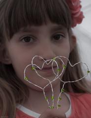 Green pearls (Sachmanns.dk) Tags: jeff girl hearts frederikke mybeautifuldaughter sigma28200mm greenpearls jeffkonfirmation