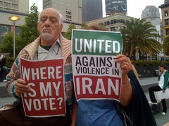 United against Violence in Iran #IranElection ...