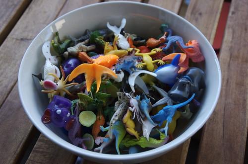 plastic-creatures