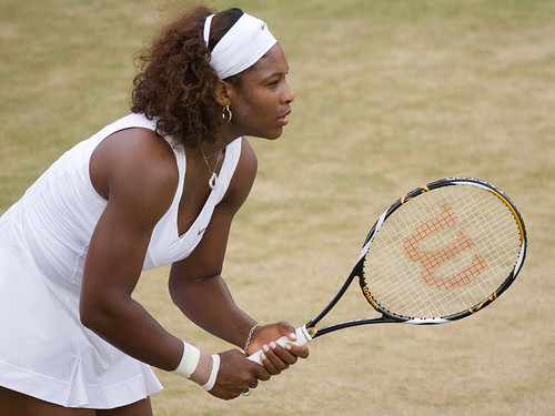 Serena Williams, 2009 Wimbledon