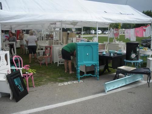 flea market photos