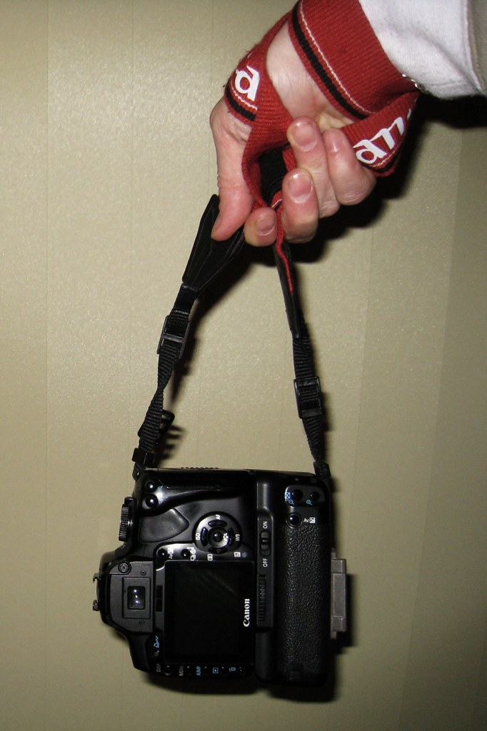 Strength of Canon Neck Strap