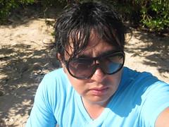 oneloa beach (ramirot) Tags: summer vacation hawaii maui kapalua mika 2009 lahaina kihei molokini wailea makena napili