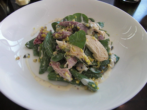 Chicken and ham hock salad @ Skylon Grill