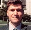Kaczynski cuando era profesor