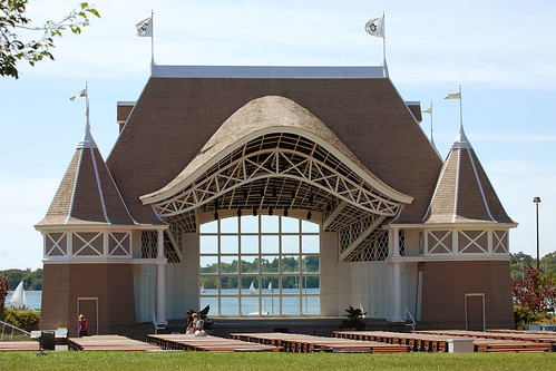 Lake Harriet Bandshell Minneapolis