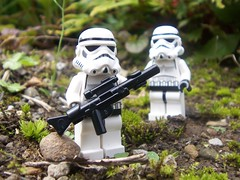 Troops at Derwent Water (R D L) Tags: starwars lego stormtroopers derwentwater keswick