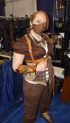 Comic Con 09: Steampunk