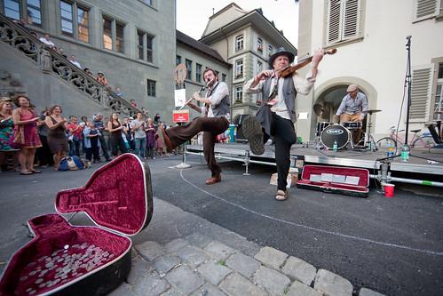 6. Buskers Bern