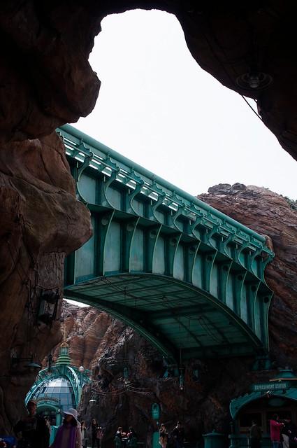 20100409 Tokyo DisneySea 1 (Bridge)