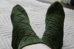 May Socks - finished