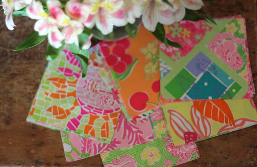 lilly squares