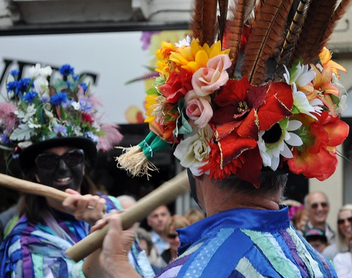 Wimborne Folk Festival 2011