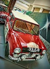 (Uncle Berty) Tags: heritage car museum paddy uncle rally mini henry cooper british motor carlo monte berty winning 1964 m40 gaydon hopkirk liddon 33ejb robfurminger