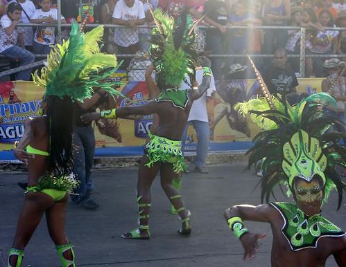 Carnaval de Barranquilla 2009, desfile