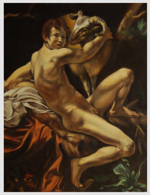 Martin Mauseth Hvattum Figure Painting