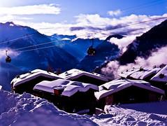 in cloud 9 (ym32) Tags: cloud snow ski alps zei