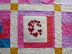 love quilt- O