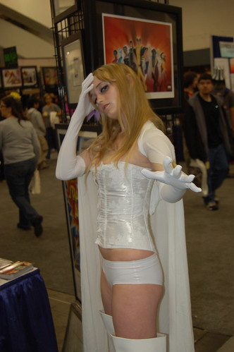 Wonder Con 2009: White Queen