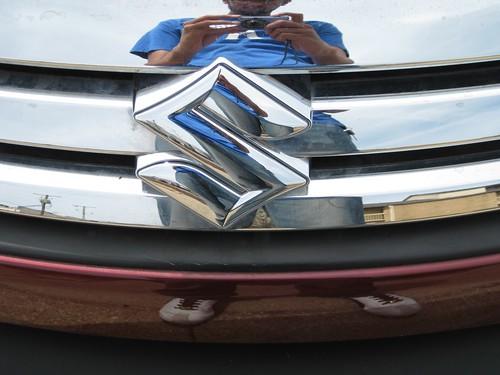 Suzuki XL7 - Suzuki Logo