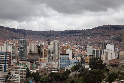 Parque Laikakota, La Paz
