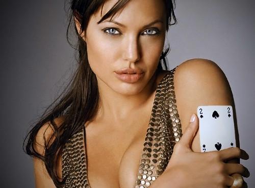 Actress Angelina Jolie photo
