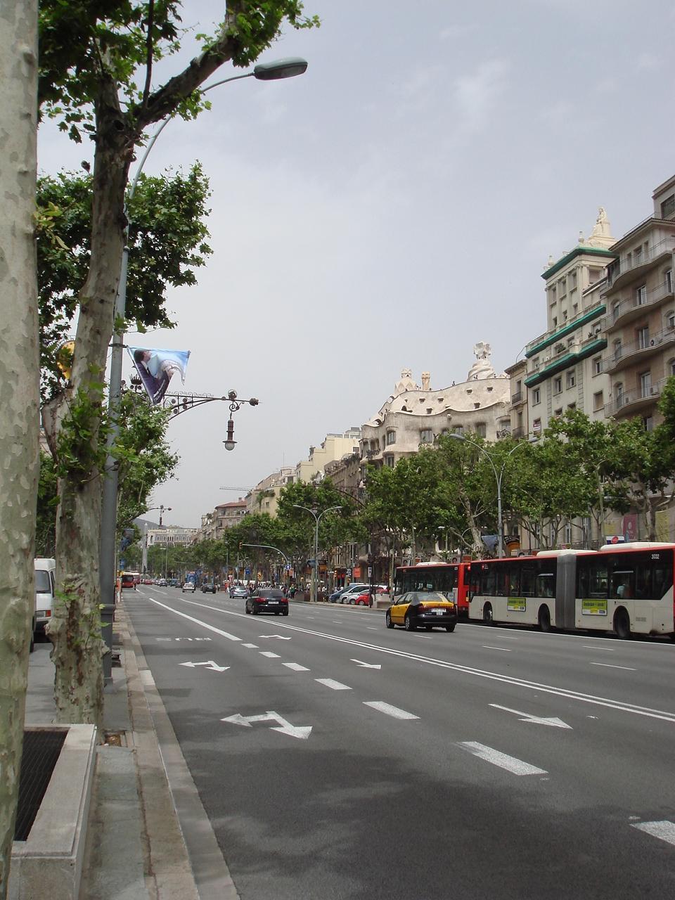 Barcelona Spain Pg de Garcia