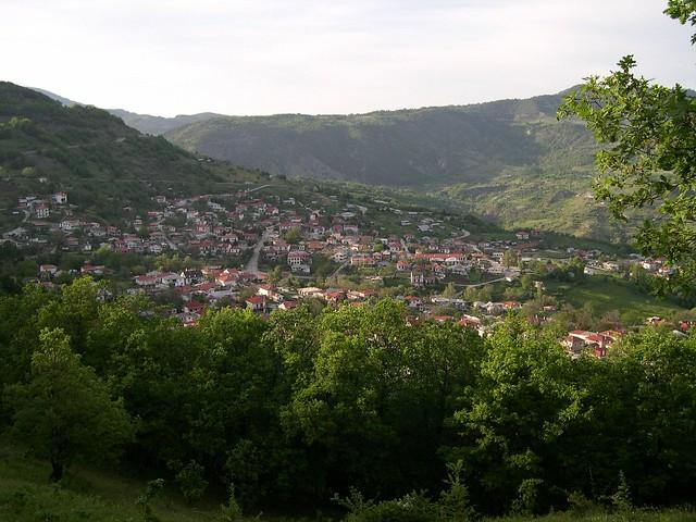 Θεσσαλία - Τρίκαλα - Δήμος Μαλακασίου Νέα Κουτσούφλιανη (Παναγία)