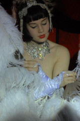 vicky butterfly (more inside) (suicide tuesday) Tags: burlesque pinup vickybutterfly