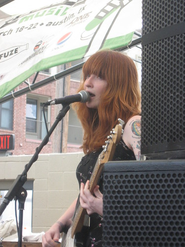 Vivian Girls @ SXSW 2009 / Hot Freaks