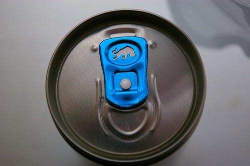 Red Bull ring-pull design