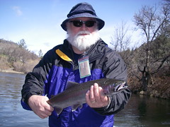 Steve's First Steelhead
