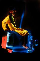 KINO CAPITOL (ifzo]) Tags: light lightpainting painting theather teatr klinika lalek luminografia luminography klinikalalek melanocetus