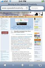 Wordpress blog without WordPress Mobile 3.0