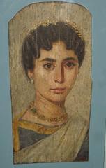 Roman funerary painting