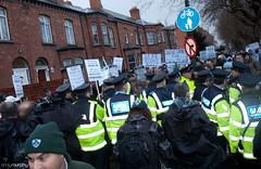 Republican Sinn Fein Protest (shaymurphy) Tags: park ireland dublin rugby protest demonstration republican sinn fein rsf gaa croke republicansinnféin
