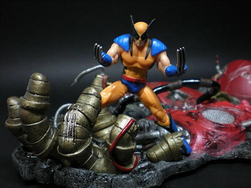 X-men Wolverine 477