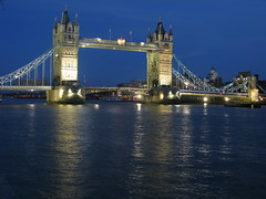 Evening Walk (Sharanbm) Tags: bridge london tower canon nightview g9 sharana sharanbm