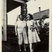 My nana and her mother, Teresa di Censo (who was from Pettorano Sul Gizio, Italy, a village hit by the Italian earthquake)