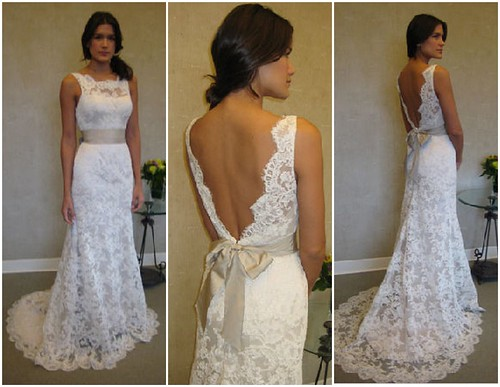 bateau wedding dresses. Wedding Dress Wednesday