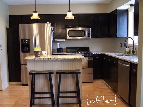 kitchen remodel {AFTER}
