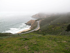 North along highway 1