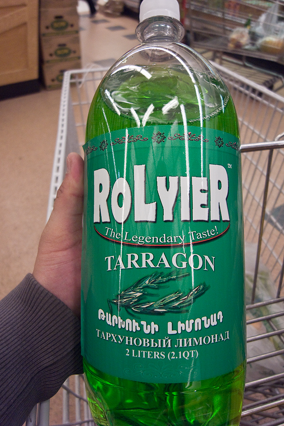 Rolyier Armenian Soda Pop