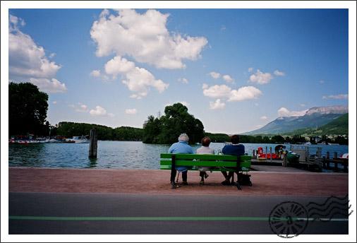 湖邊 - 1