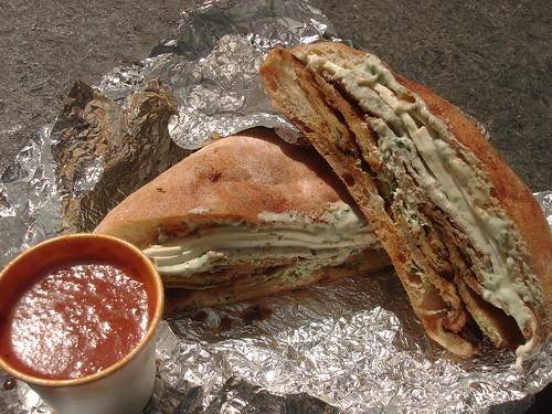 "Certe's ""Primavera"" Sandwich"