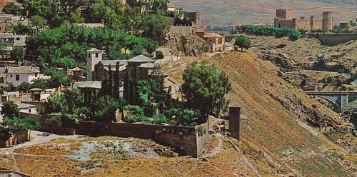 Iglesia de San Lucas (Toledo) en los años 60 del siglo XX