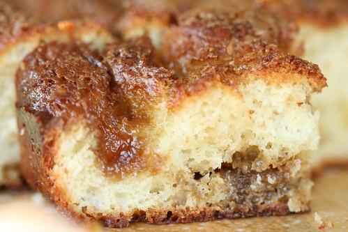 Brunsviger / Danish sugar cake / Taani pärmitaina-suhkrukook